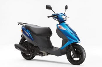 Suzuki Address V125 CE46A