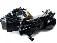 двигатель в сборе 4т скутер 125-150 куб.см.
