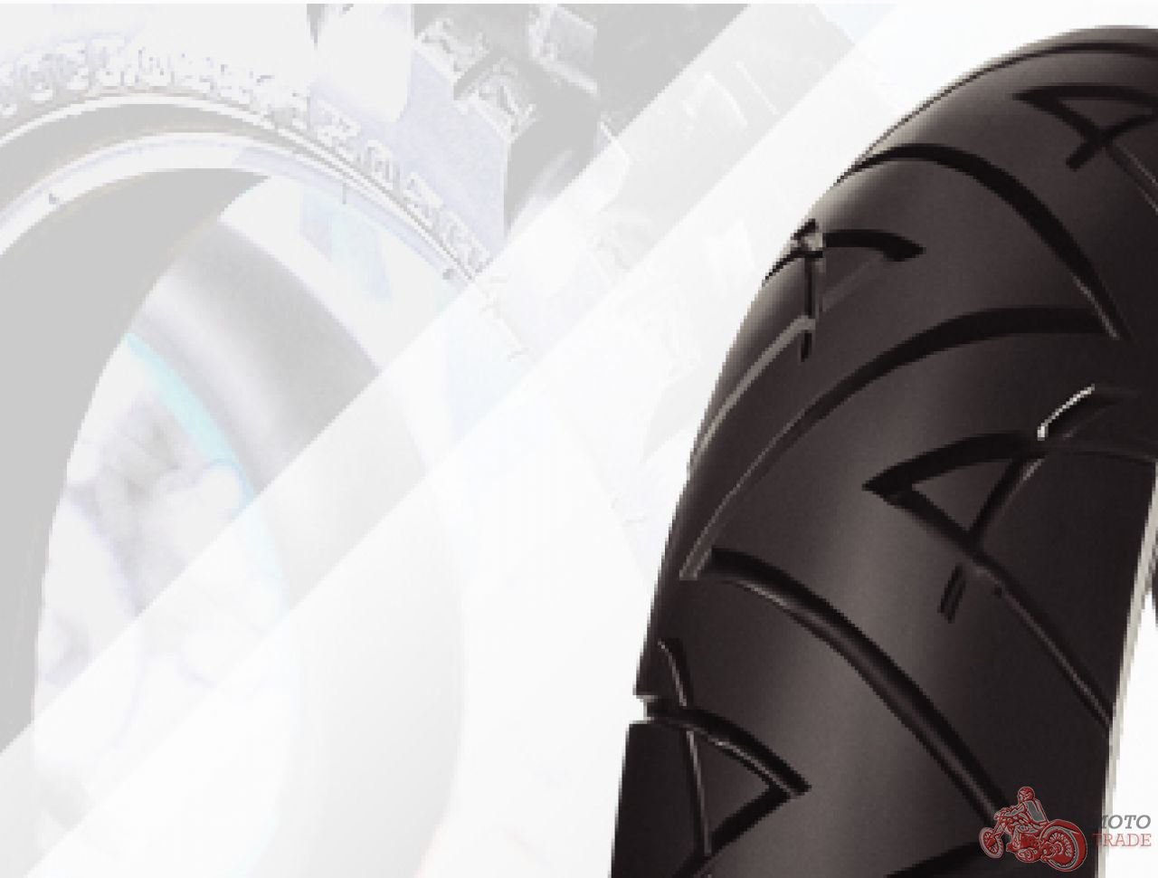 резина 120/70-12 IRC TIRE MB99