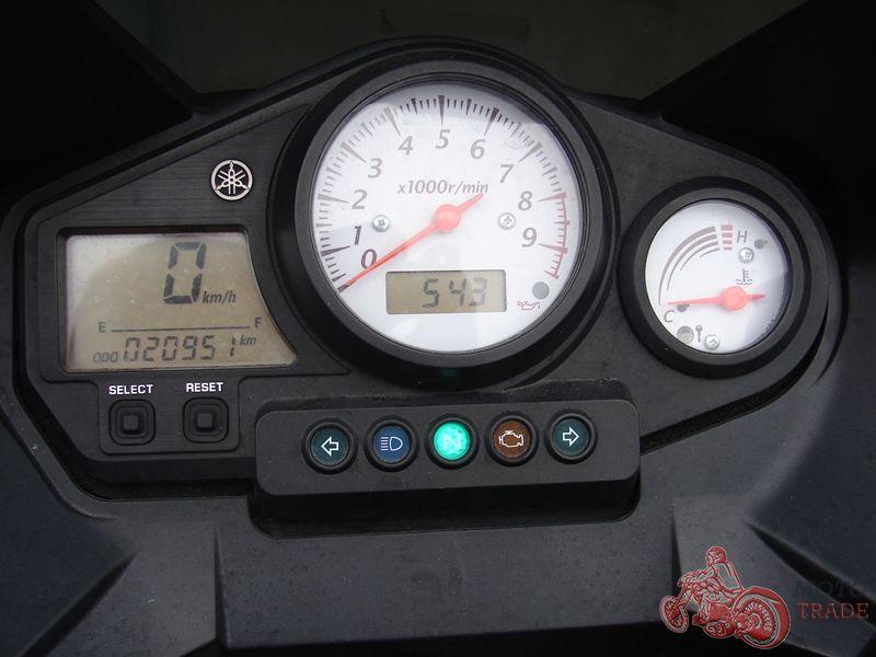 Yamaha TDM900