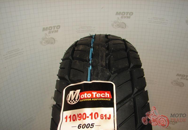 Резина 110/90-10 Mototech 6005