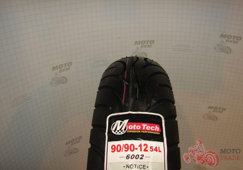 Резина 90/90-12 Mototech 6002