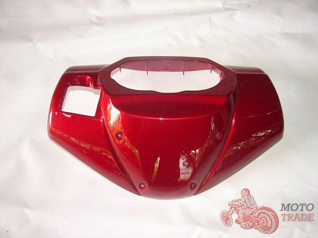 Пластик руля, голова Viper Race, Fada FD50-11(бордовый)