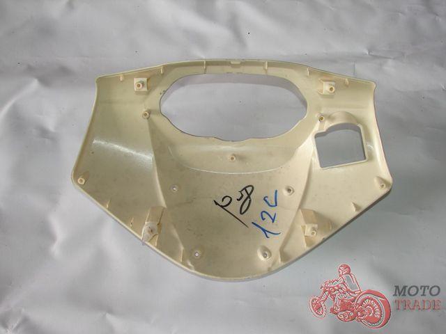 Пластик руля, голова Viper Race, Fada FD50-11(серебристый)