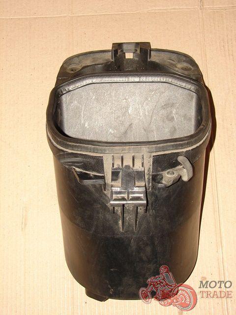 Подседельный багажник, ведро Suzuki Verde.