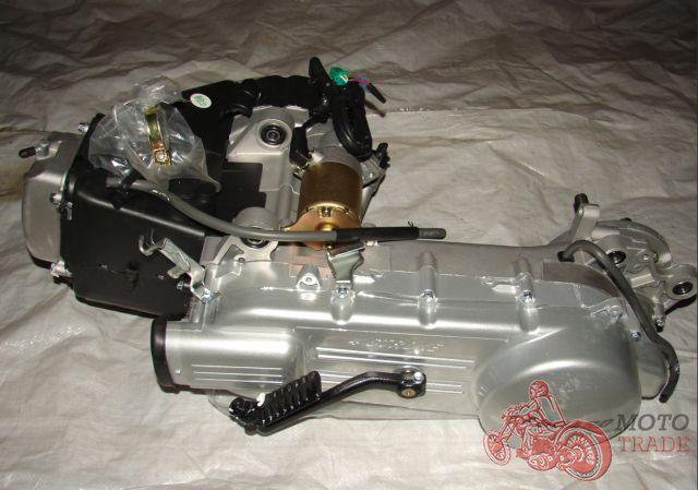 двигатель 4Т скутер 150 куб.см.