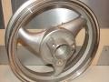 задний диск литой 2.50-12 под барабанный и дисковый тормоз 4Т скутер