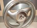 задний диск литой 2.50-12 под барабанный тормоз 4Т скутер