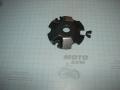 задняя крышка переднего вариатора(паук) 4Т скутер 50-80 куб.см.
