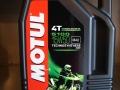 масло Motul 5100 15W50 4L