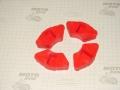 Демпферные резинки мотоцикл CB/CG 150-250 куб.см. BAJAJ
