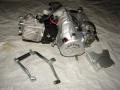 двигатель 4Т мопед Дельта, Альфа 110 куб.см.